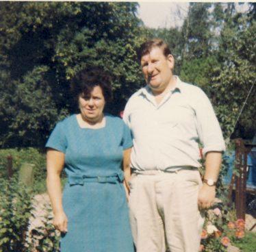Alec and Joyce Yates in 2009 | Joyce Yates