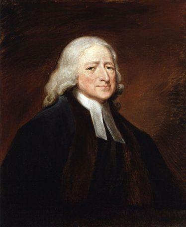 Portrait of the Reverend John Wesley by George Romney, 1789 | National Gallery, London