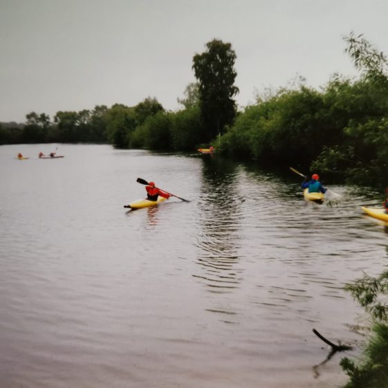 Huntingdon to St. Ives on the River Ouse | Photograph supplied by Stephen Marshall