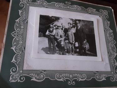 The East family in Shepreth, pre 1929