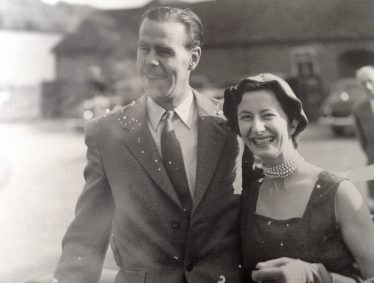 (13) Michael and Helen Walford | Photograph supplied by the Walford family