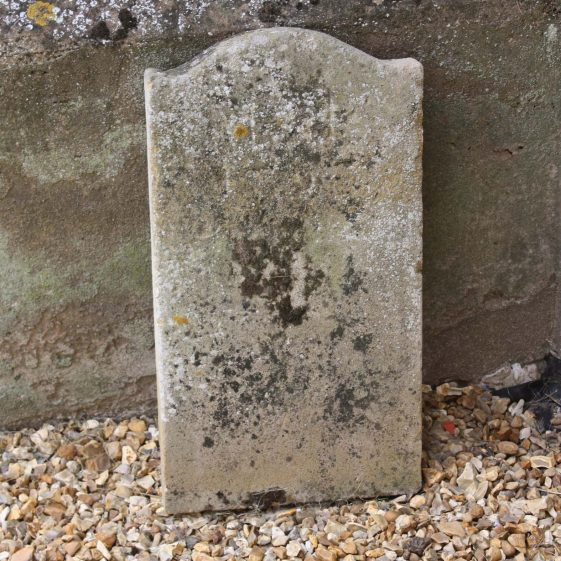unidentified headstone | Photograph by Malcolm Woods