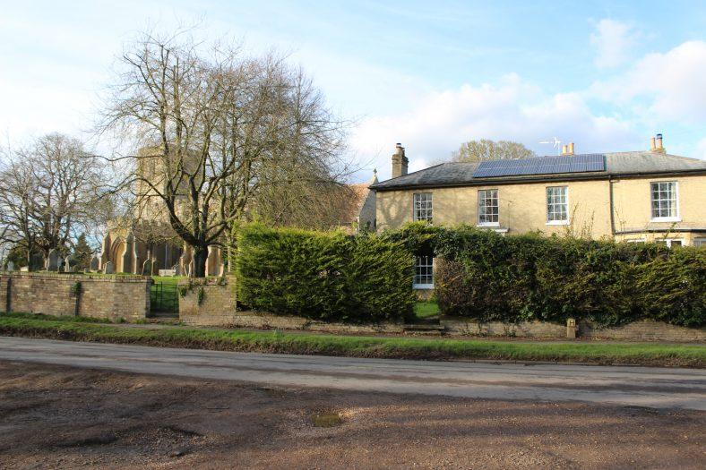 <b>North End: Holy Trinity Church and former Vicarage</b> | Francesca Churchill, 2016