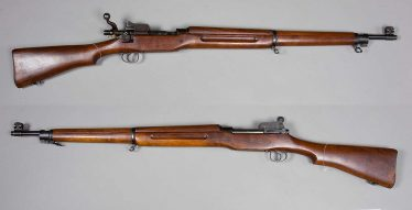 M1917 Enfield ('Eddystone') rifles of the type supplied to the Home Guard | en.wikipedia.org