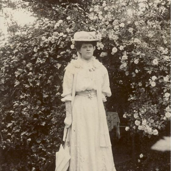 Emma Nodder, c. 1890s | Photograph supplied by Janet Fuller