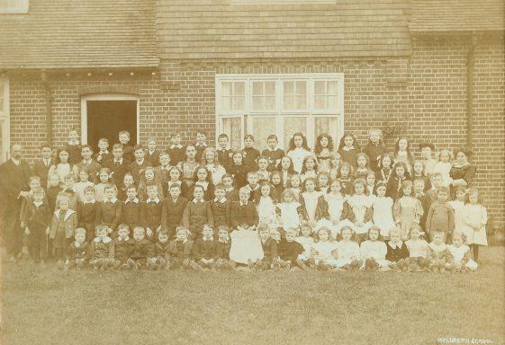 Meldreth School Formal Photographs
