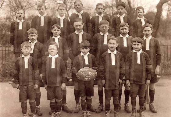 School Photographs from the 1920s