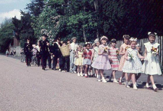 May Day Photographs