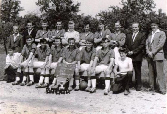 Meldreth Football Club 1960's