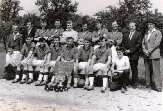 Meldreth Football Club 1960's