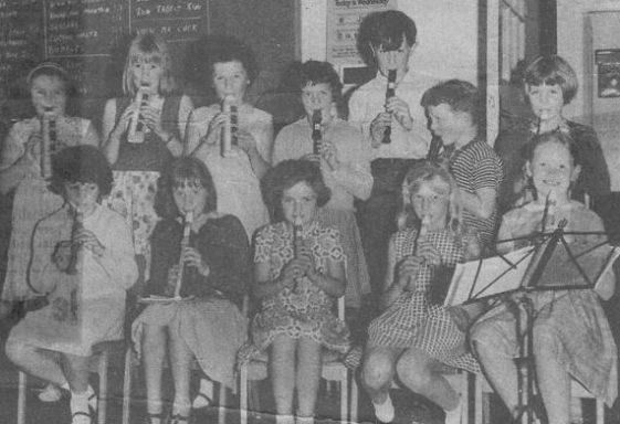 School Concerts in the 1960s