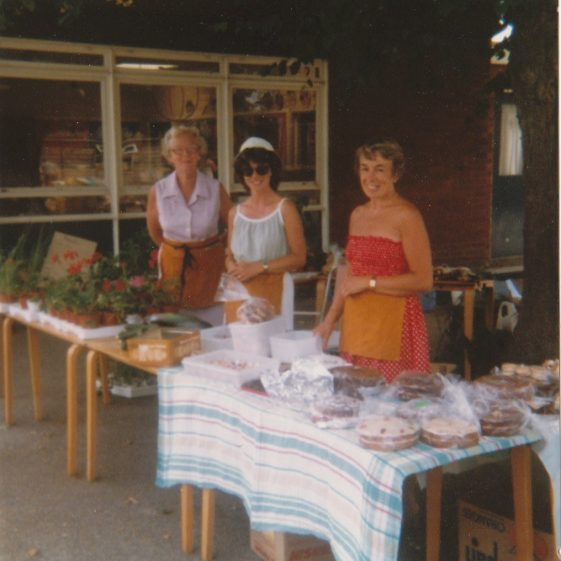 School Fete, 1983 | Photograph courtesy of Dawn Browning