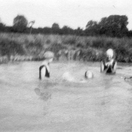 Swimming in the Mel | Melbourn Local History Group