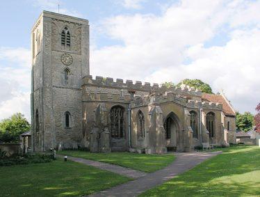 Holy Trinity Church, Meldreth