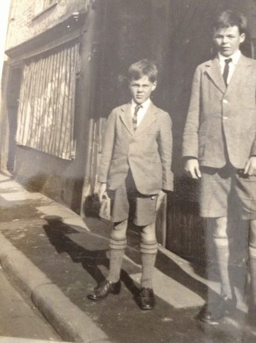 (3) Michael and John Walford | Photograph supplied by the Walford family