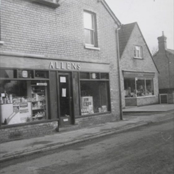 Allens, 1965 | Photograph courtesy of Meldreth WI