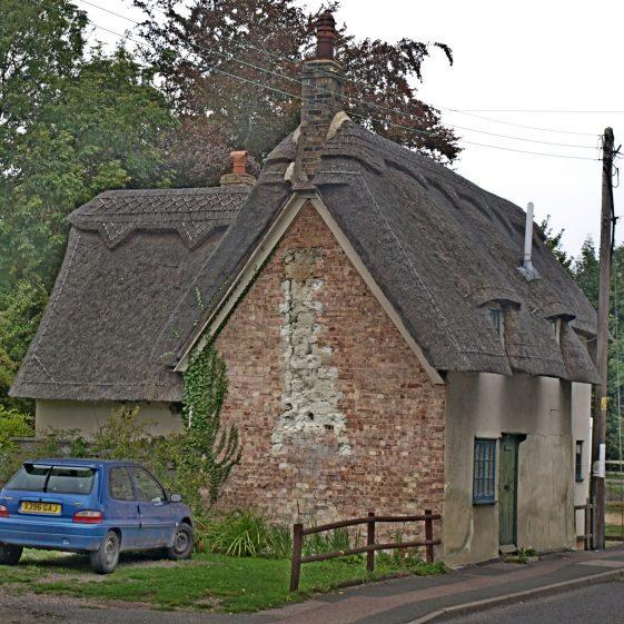 63 Station Road, Sheen Cottage | Bruce Huett 2014
