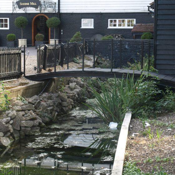 River at Sheene Mill | Bruce Huett 2018