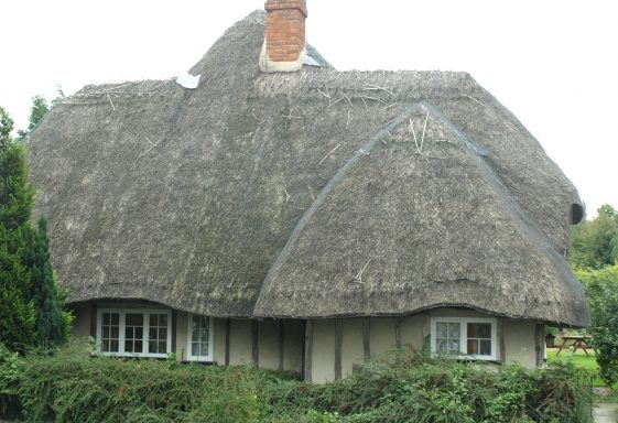 Thatched Dwellings in Meldreth