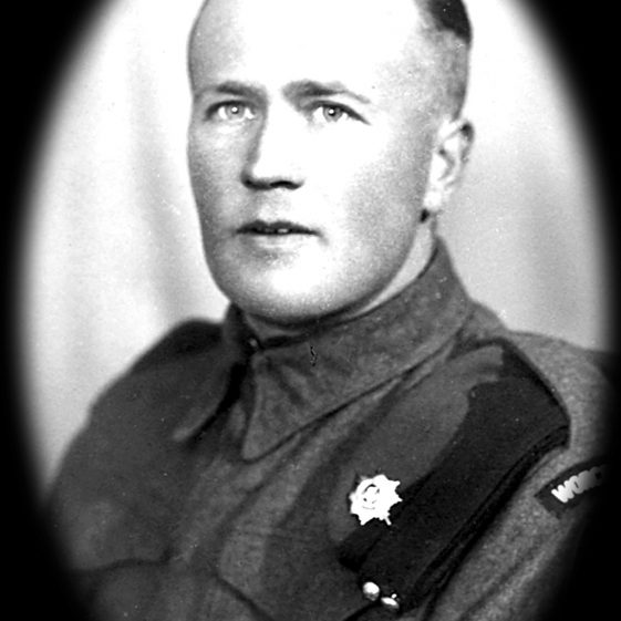 Albert Kitchener Walbey | Photograph supplied by Brian Walbey