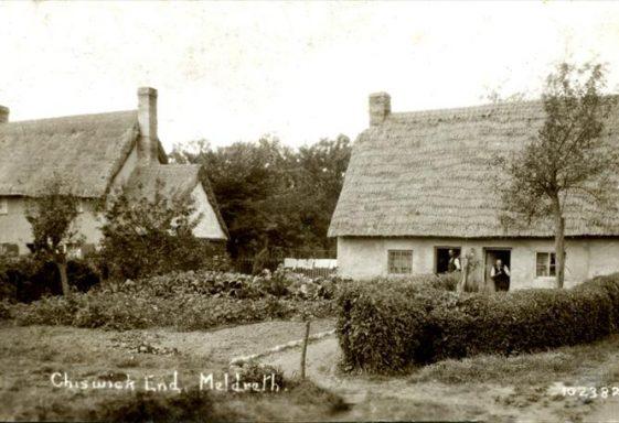 Addlestone Cottages