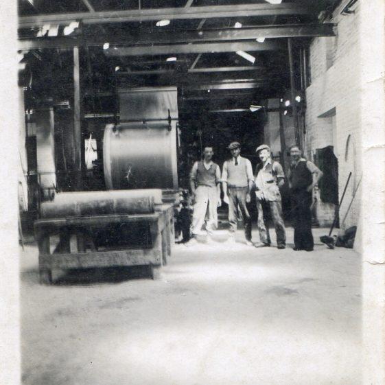 Atlas No 1 Machine ~1929 - 30 | David Catley
