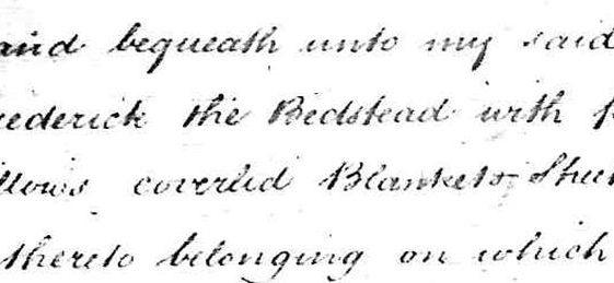 Abbis Worland (1781 - 1839)