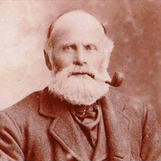 Abraham Sabey (c.1842-1922)