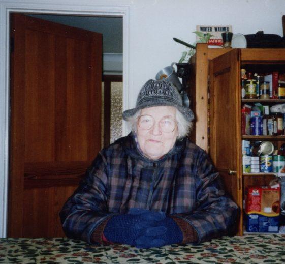 Ethel Adcock