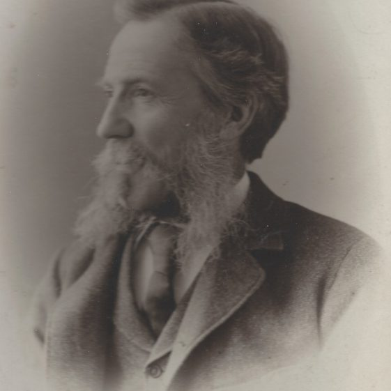 James Adcock (1841-1906) | Photograph supplied by Jane Moore (née) Findlay