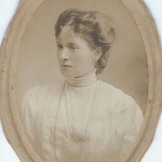 unknown Adcock | Photograph supplied by Jane Moore (née) Findlay