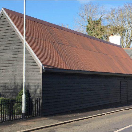 The Long Barn 2019 | Alan Williams