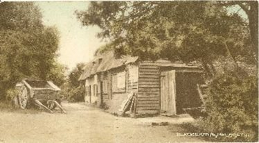 North End Smithy, 1935