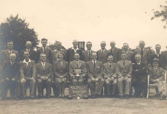 A History of Meldreth Bowls Club
