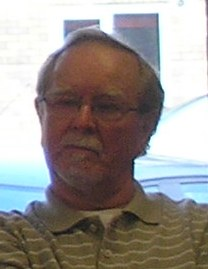 Brian Pepper pictured at a MLHG coffee morning in October 2010 | Tim Gane