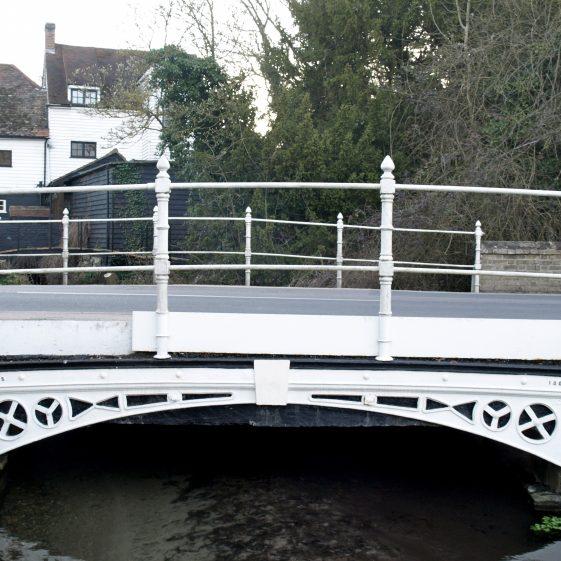 Bridge over Mel at Sheene Mill | Bruce Huett 2015