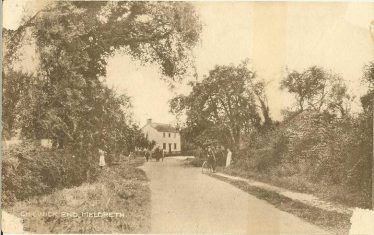 Brookside Cottage ~1920 | Postcard