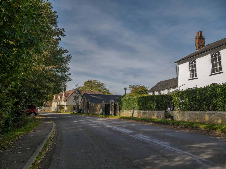 <b>North End: Manting House and the Brewery</b>   Malcolm Woods, 2018