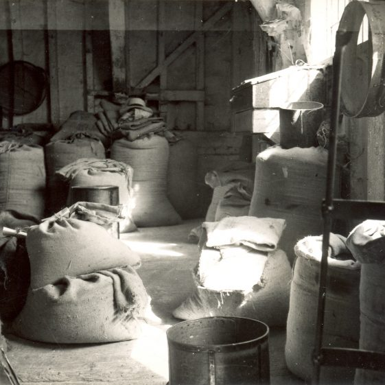 The ground floor of the mill in 1939 | Cambridgeshire Collection I.20