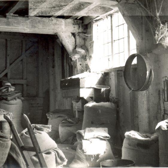 The ground floor, 1939   Cambridgeshire Collection, I.21