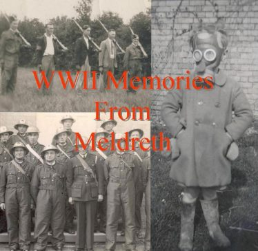 Meldreth Wartime Memories CD | Just £3 per copy