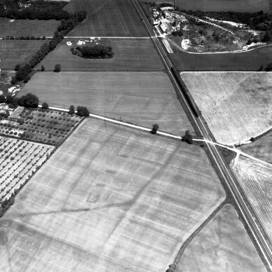 21st June 1949 | CO055 original image held at Cambridge University Collection of Aerial  Photography