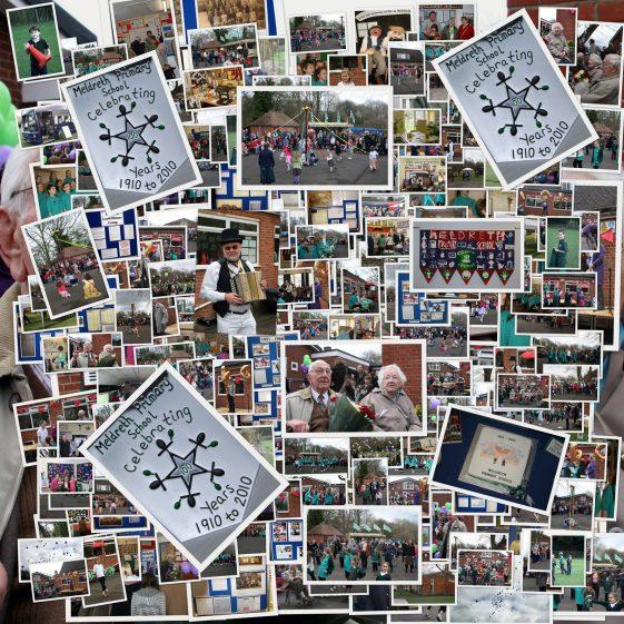 Photographs from the School's Centenary Celebration