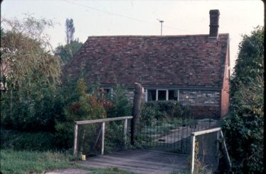 Chestnut Cottage in 1976 | Ann Handscombe