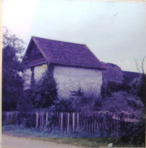 Chiswick End Dovecote | Meldreth W.I.