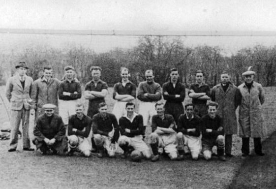 A History of Meldreth Football Club, 1921 -