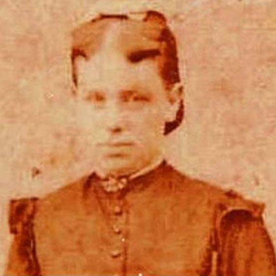 Charlotte Sabey, nee Goates (c.1844-1910)