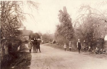 Chiswick End ~1920 | Angela Mead