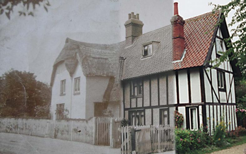 Chiswick Farmhouse, Chiswick End | 1920s, 1930s & 2007