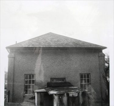 The Congregational Chapel in the High Street, which was used by the Home Guard | Photograph courtesy of Meldreth WI